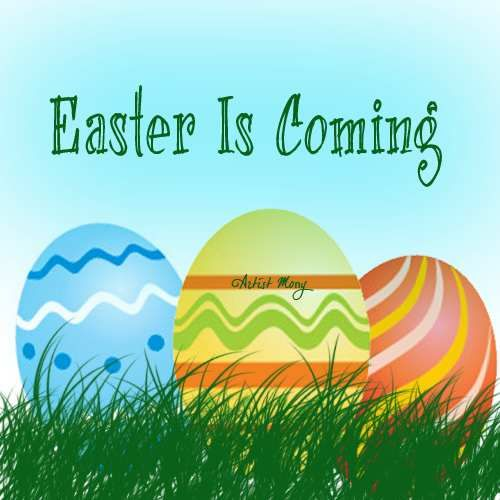 Easter Is Coming Pictures, Photos, and Images for Facebook, Tumblr ...