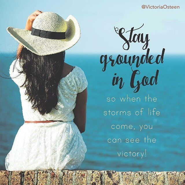 Stay Grounded In God Pictures Photos And Images For Facebook Gorgeous Religious Quotes About Life