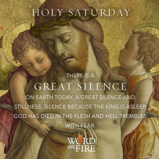 Holy saturday jesus pictures photos and images for - Holy saturday images and quotes ...