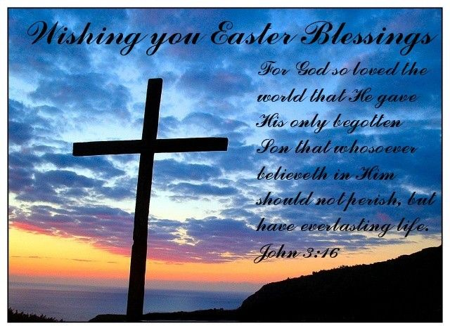 He Loves Me Not You Quotes Quotations Sayings 2019: Wishing You Easter Blessings Pictures, Photos, And Images