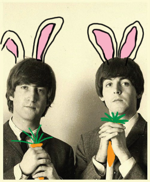 Easter Bunny Beatles Pictures, Photos, and Images for ...
