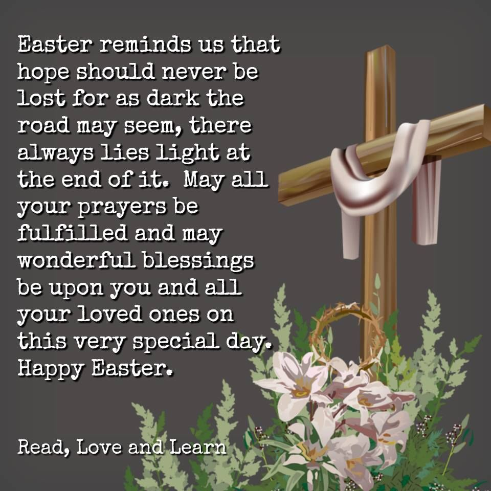 Easter Gives Us Hope Pictures, Photos, And Images For