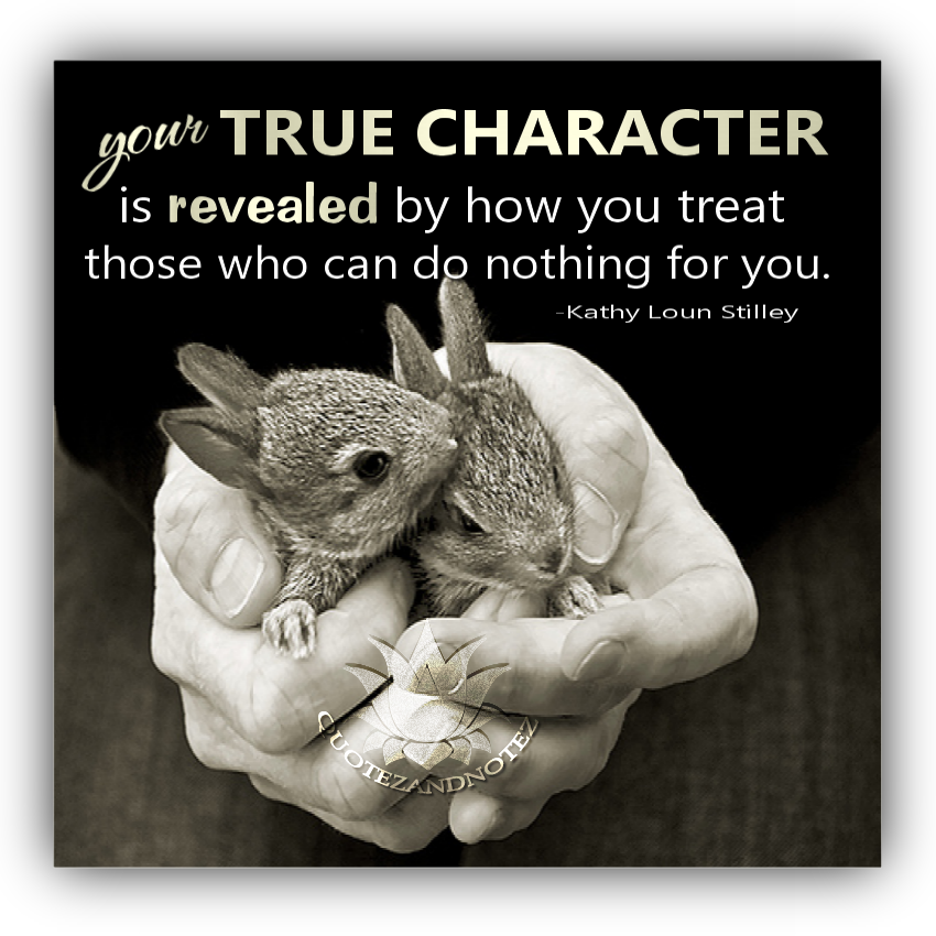Quotes About Character | Your True Character Pictures Photos And Images For Facebook