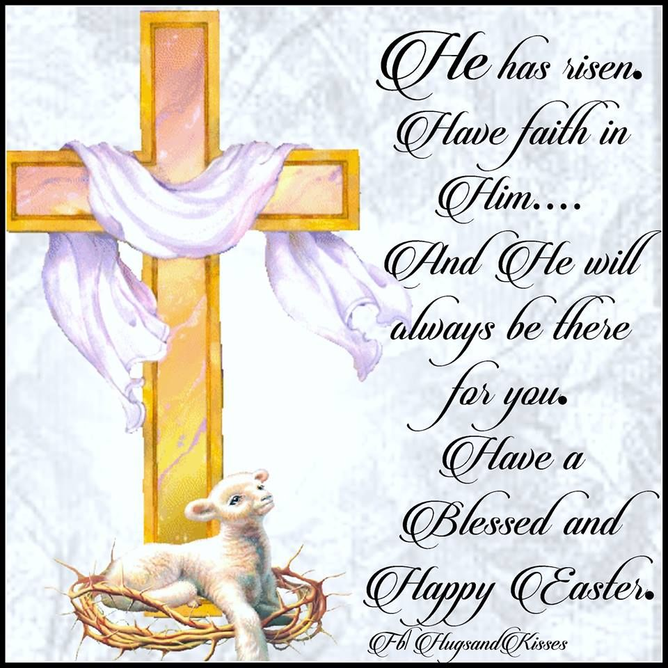 He Has Risen Have Faith Pictures, Photos, and Images for ...
