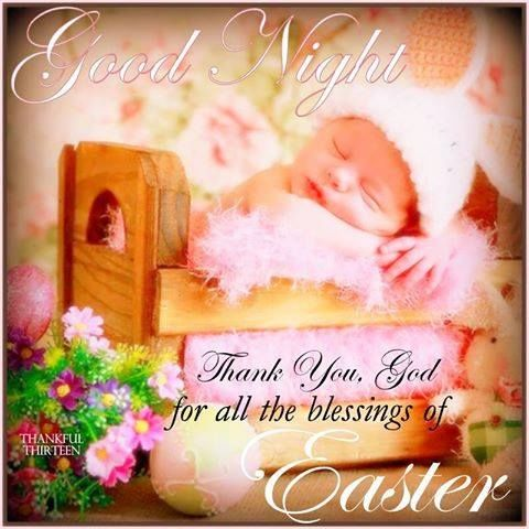 Image result for easter blessings images, GOOD NIGHT