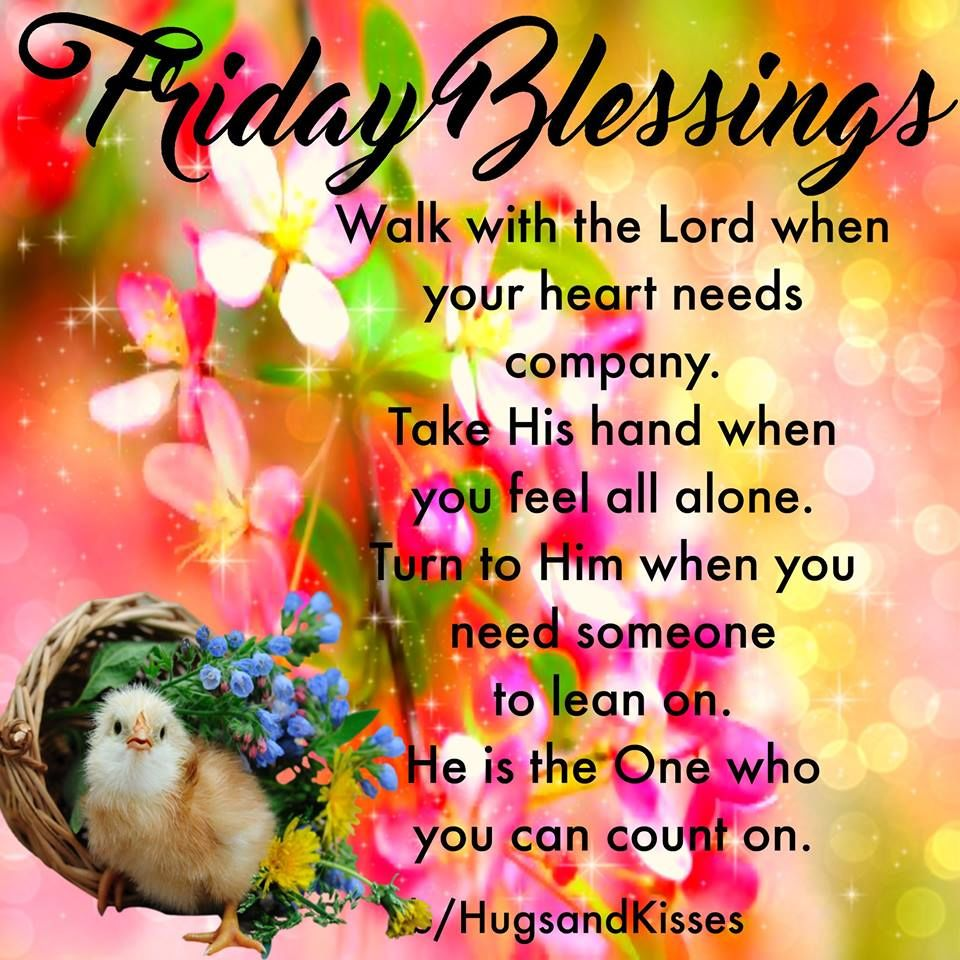 Friday Blessings Quotes Friday Blessings Walk With The Lord Pictures, Photos, and Images  Friday Blessings Quotes