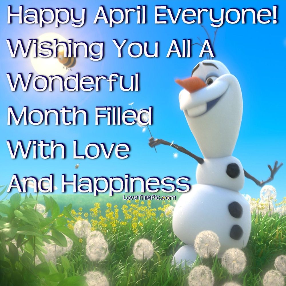 Good Morning Everyone Gee Cover : Happy april everyone pictures photos and images for