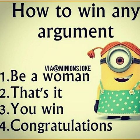 how to win any argument Top 10 tips for winning an argument jamie frater november 23, 2008 share 569 stumble 828 tweet be humble in the debate and show good will - not only will it make you look good if you win, it will show that you are a worthy opponent even if you lose 7.