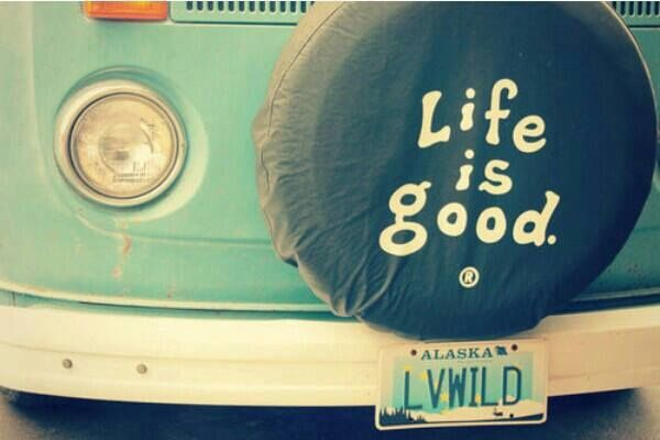 Vintage Quotes About Life Life Is Good Pi...