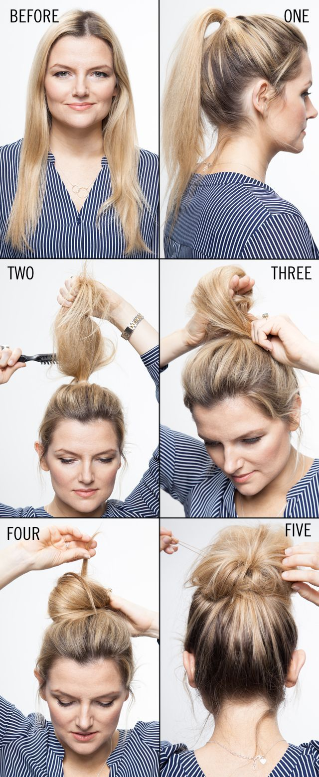 Top Knot Bun Pictures Photos And Images For Facebook Tumblr