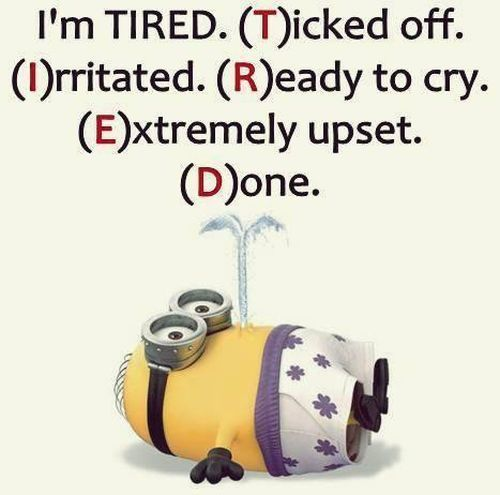 I'm Tired Pictures, Photos, and Images for Facebook ...