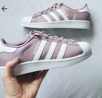 Adidas All Star Pink Stripes