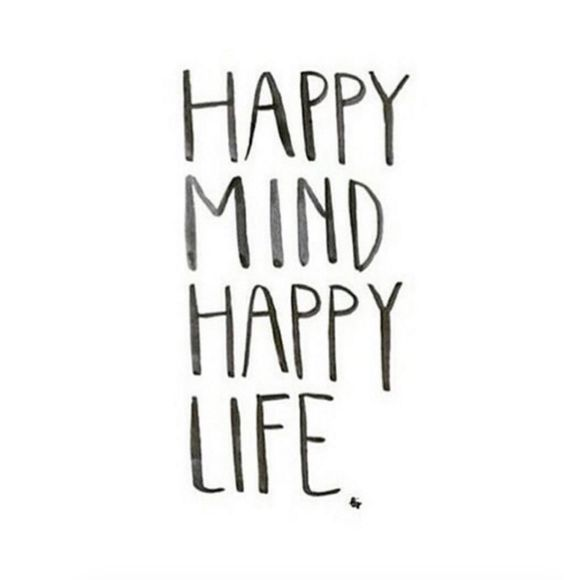 Happy Mind, Happy Life Pictures, Photos, And Images For