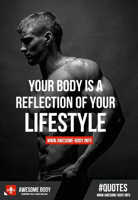 Your Body Is A Reflection Of Your Lifestyle Pictures