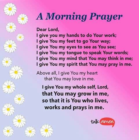 A Morning Prayer Pictures Photos And Images For Facebook