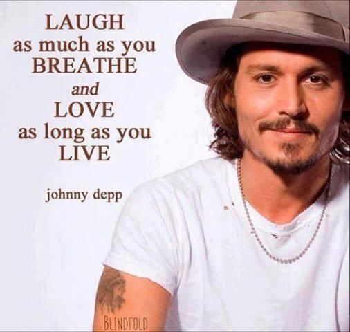 Johnny Depp Quote Pictures, Photos, and Images for Facebook, Tumblr ...