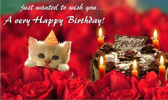 Wish ua very very happy birthday
