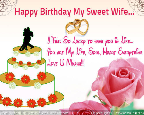 Happy Birthday My Sweet Wife Pictures Photos And Images For