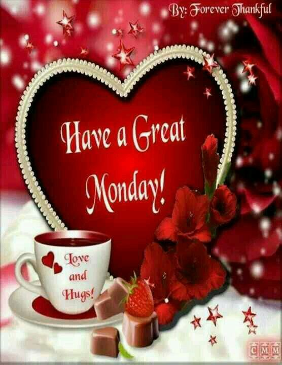 Good Morning Love And Hugs : Have a great monday love and hugs pictures photos