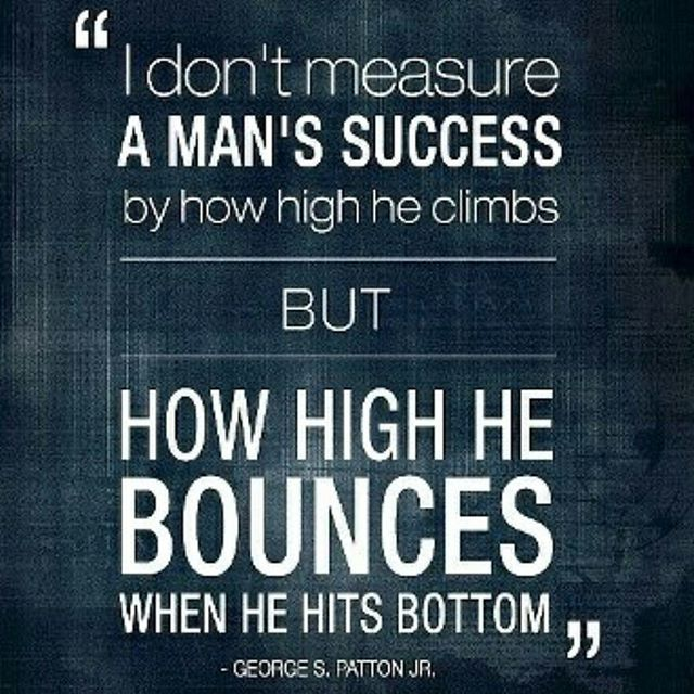 How Do You Measure Success Quotes: I Don't Measure A Man's Success By How High He Climbs But