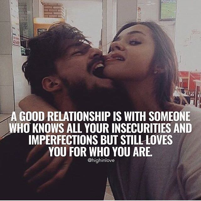 Advaid On Twitter If You Are Somebody Who Knows About: A Good Relationship Is With Someone Who Knows All Your