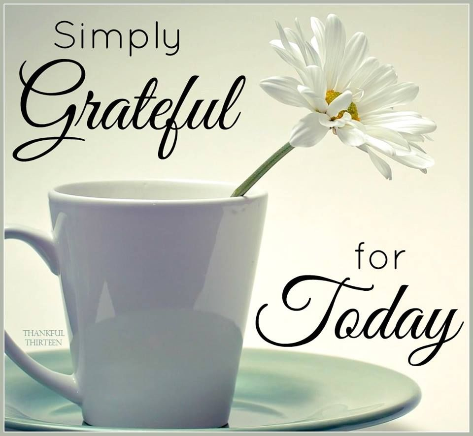 Simply Grateful For Today Pictures, Photos, and Images for