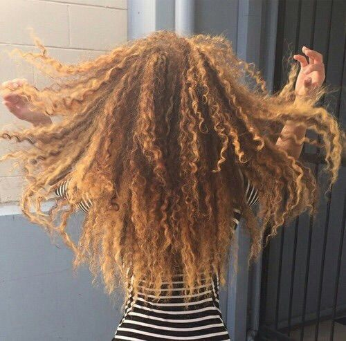 Golden Brown Curly Hair Pictures Photos And Images For