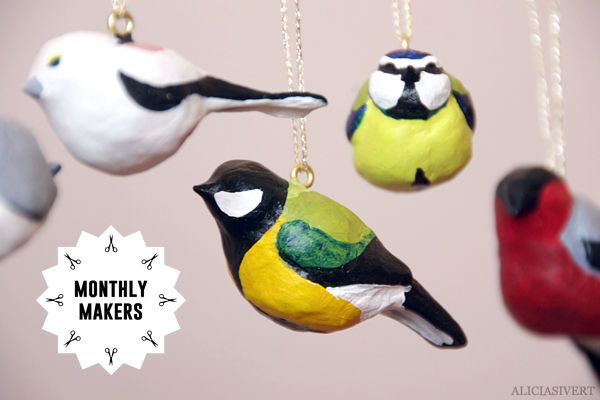Diy Clay Birds Pictures Photos And Images For Facebook