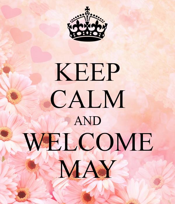 Resultado de imagen para welcome may