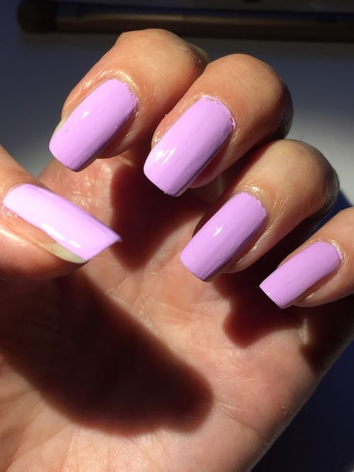 Lavender Nails Pictures, Photos, And Images For Facebook