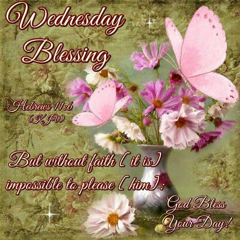 Wednesday Blessing Pictures, Photos, and Images for Facebook, Tumblr ...