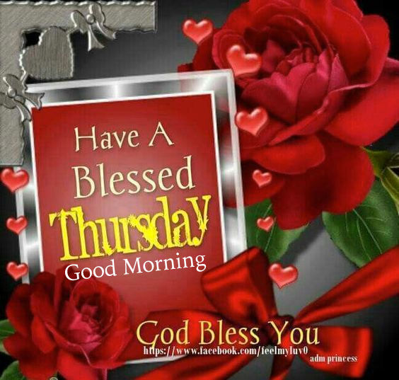 Have A Blessed Thursday, Good Morning Pictures, Photos