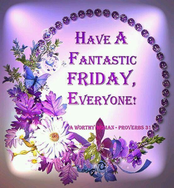 Fantastic Friday Quotes