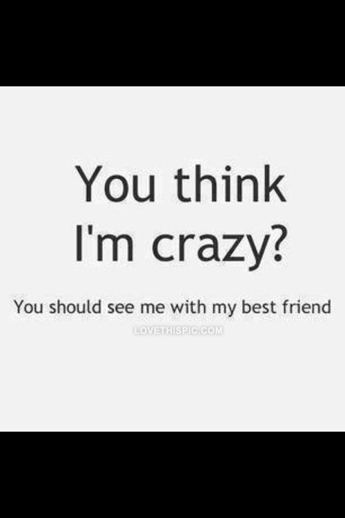 You Think Im Crazy? Pictures, Photos, and Images for Facebook ...