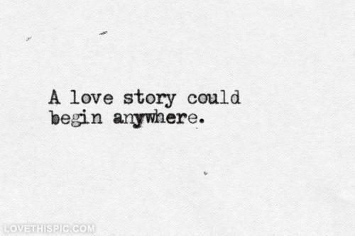 Resultado de imagen para love story tumblr