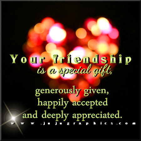 your friendship is a special gift pictures photos and images