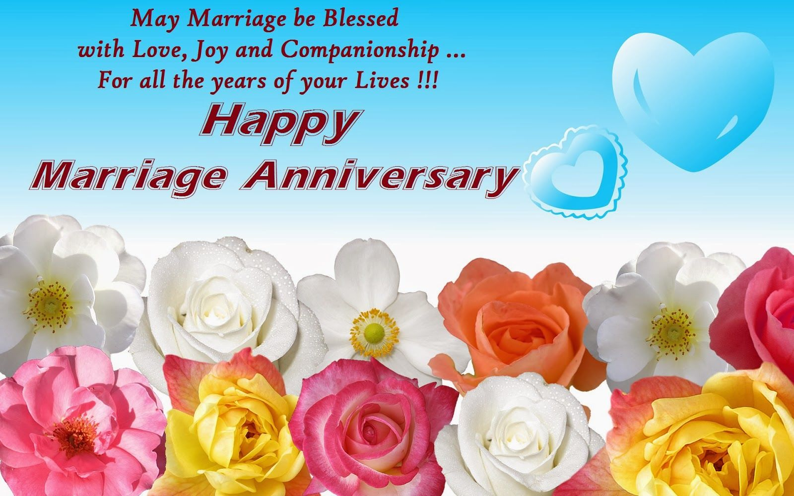 21 Best Images About Marriage Anniversary On Pinterest: Happy Marriage Anniversary Pictures, Photos, And Images