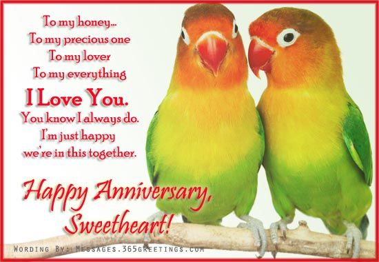 Happy Anniversary Sweetheart Pictures, Photos, and Images for Facebook, Tumbl...