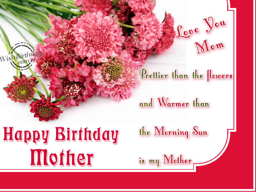 happy birthday mother pictures photos and images for facebook tumblr pinterest and twitter