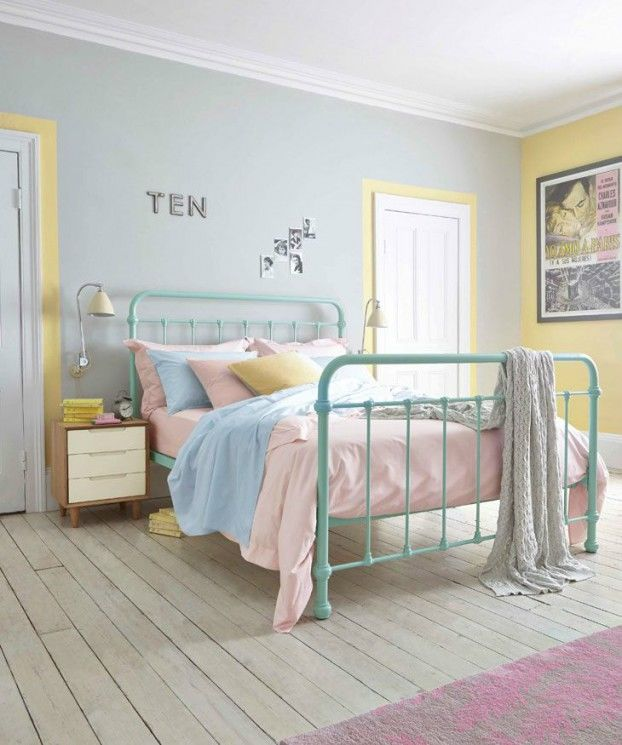 Pastel Bedroom Hues Pictures, Photos, And Images For