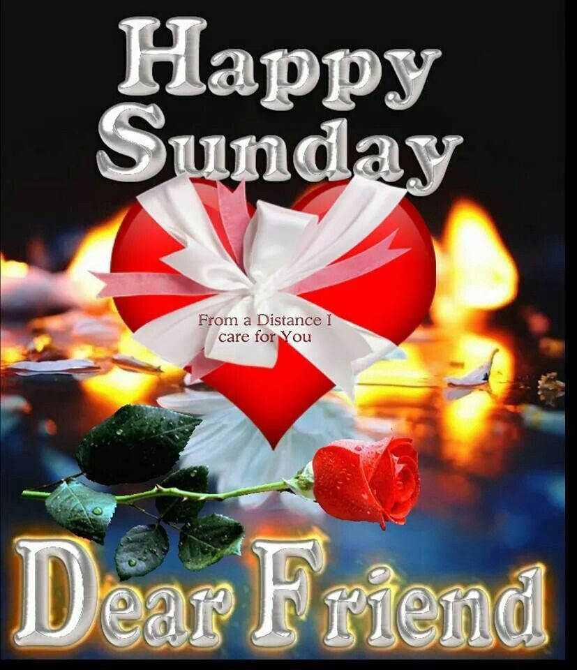 Happy sunday dear friend pictures photos and images for facebook happy sunday dear friend m4hsunfo