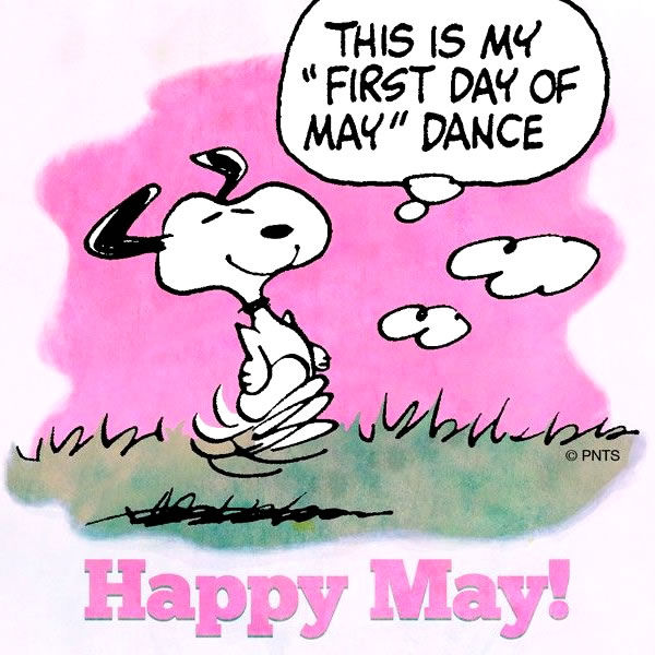 First Of May Happy Dance Happy May Pictures, Photos, and Images
