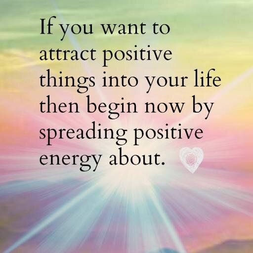 how to create positive energy in your life