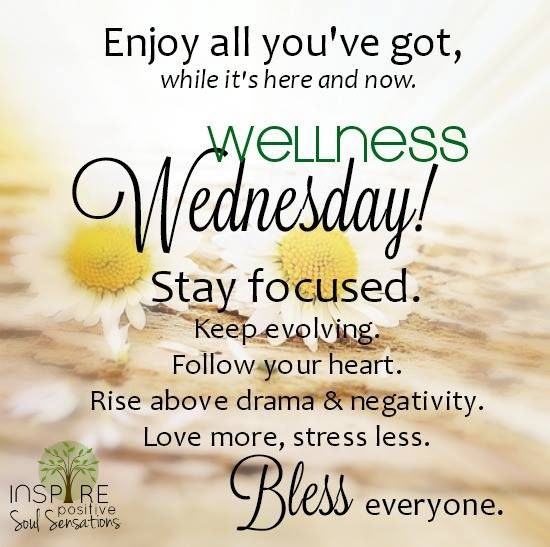 Healthy Good Morning Quotes: Wellness Wednesday Pictures, Photos, And Images For