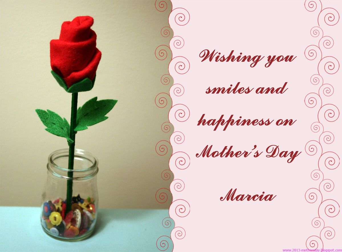 Wishing You Smiles And Happiness On Mothers Day Pictures Photos