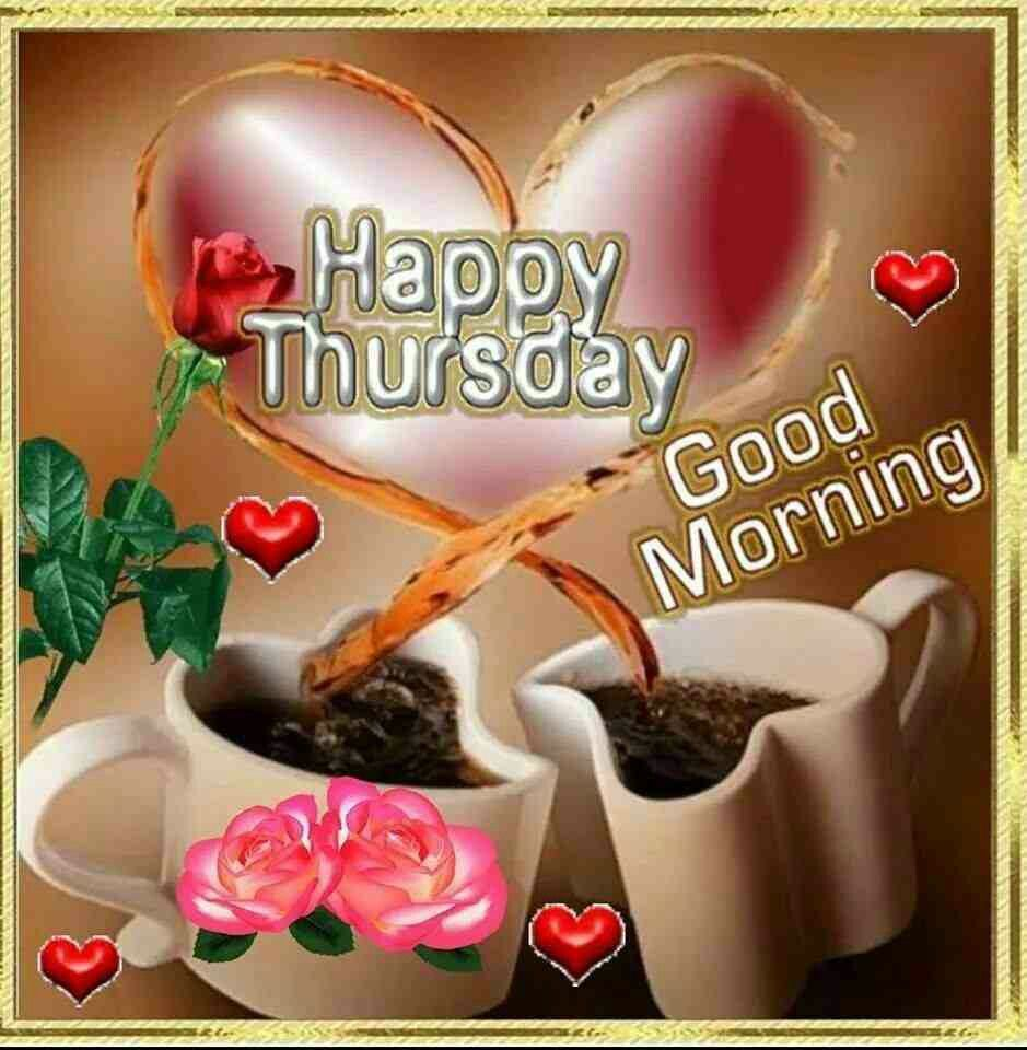 Happy Thursday Good Morning Coffee Quote Pictures, Photos ...