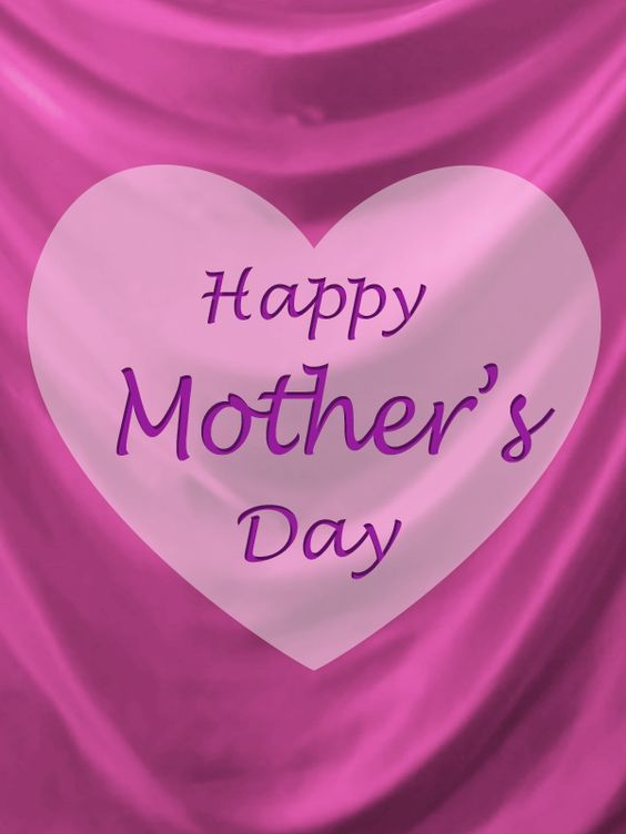 Happy Mothers Day Pink Heart Pictures Photos And Images