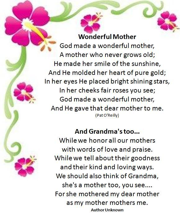 Famous Wonderful Mother And Grandma's Too Pictures, Photos, and Images  PW78