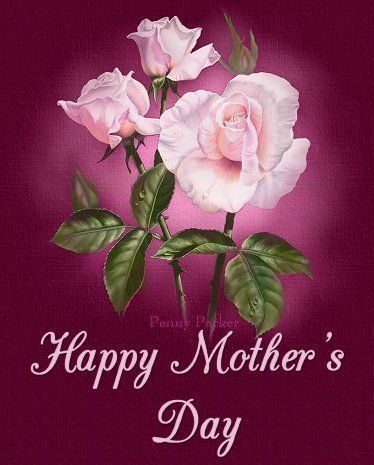 pink happy mothers day flowers quote pictures, photos, and images, Natural flower