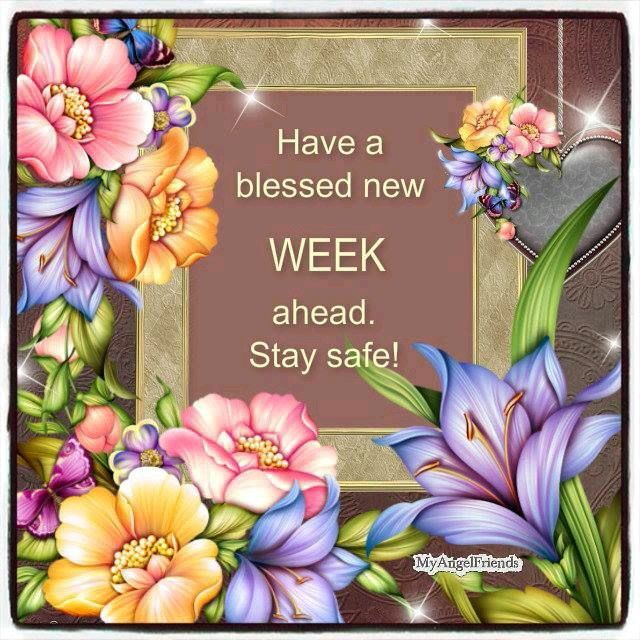 Have A Blessed New Week Pictures Photos And Images For Facebook Tumblr Pinterest And Twitter